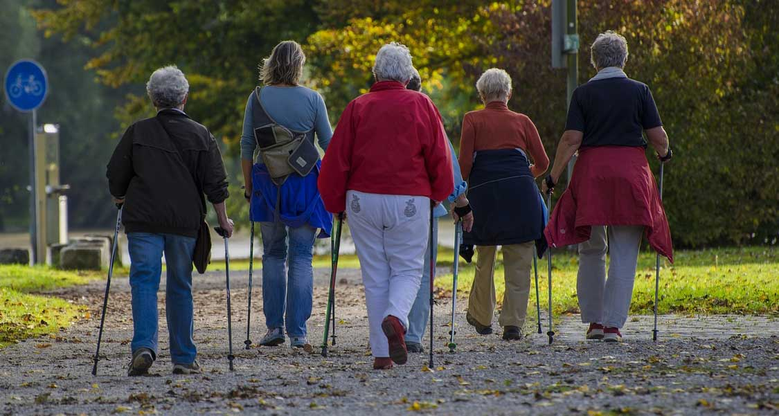 Nordic Pole Walking Amherstburg, Windsor. Nordixx Poles
