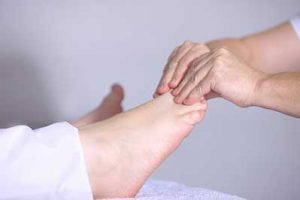 Massage therapy at Milestone Physiotherapy Amherstburg